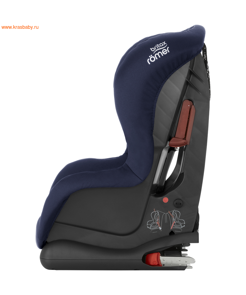 Автокресло BRITAX ROEMER DUO PLUS (9-18 кг) (фото, вид 15)