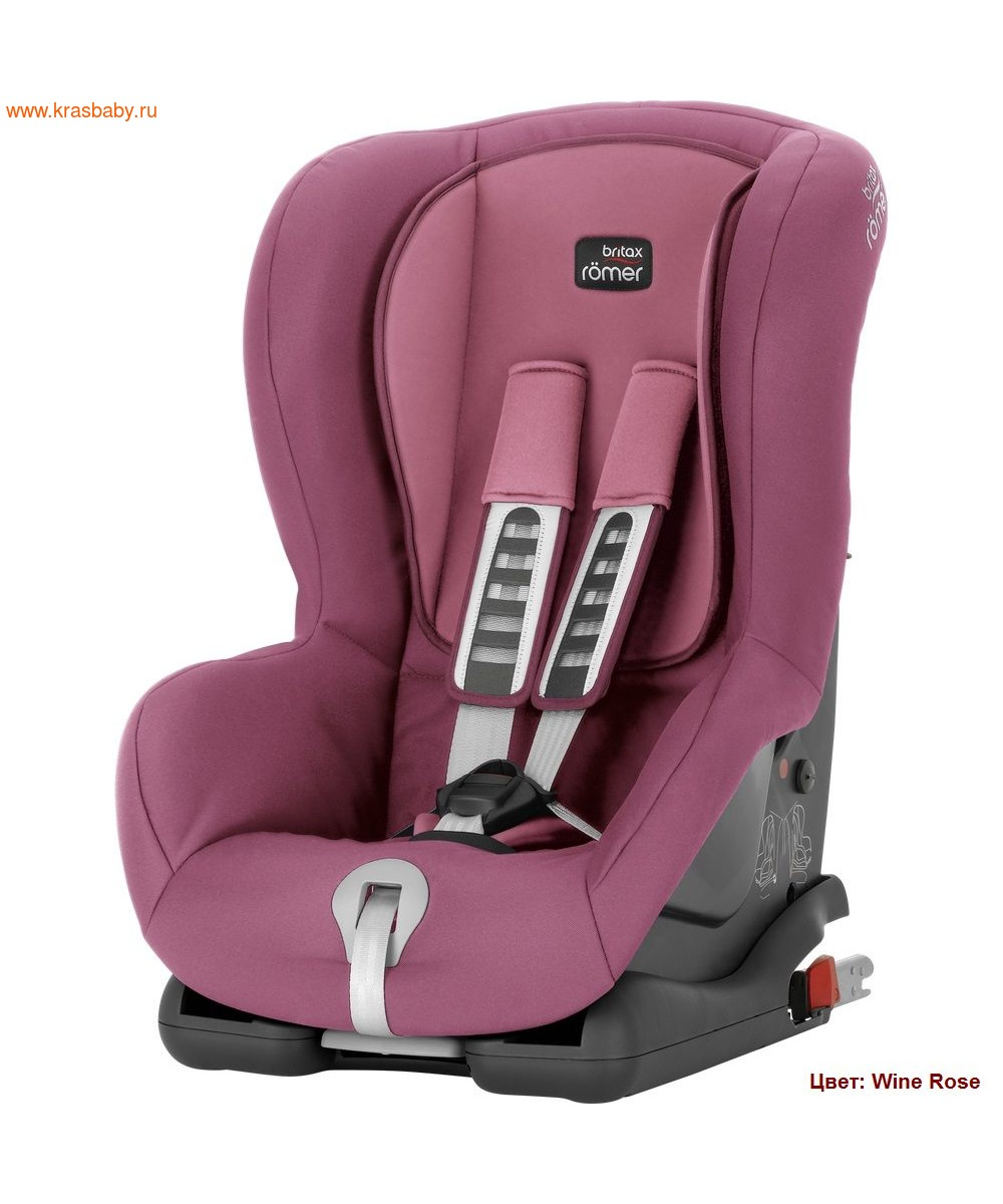 Автокресло BRITAX ROEMER DUO PLUS (9-18 кг) (фото, вид 16)