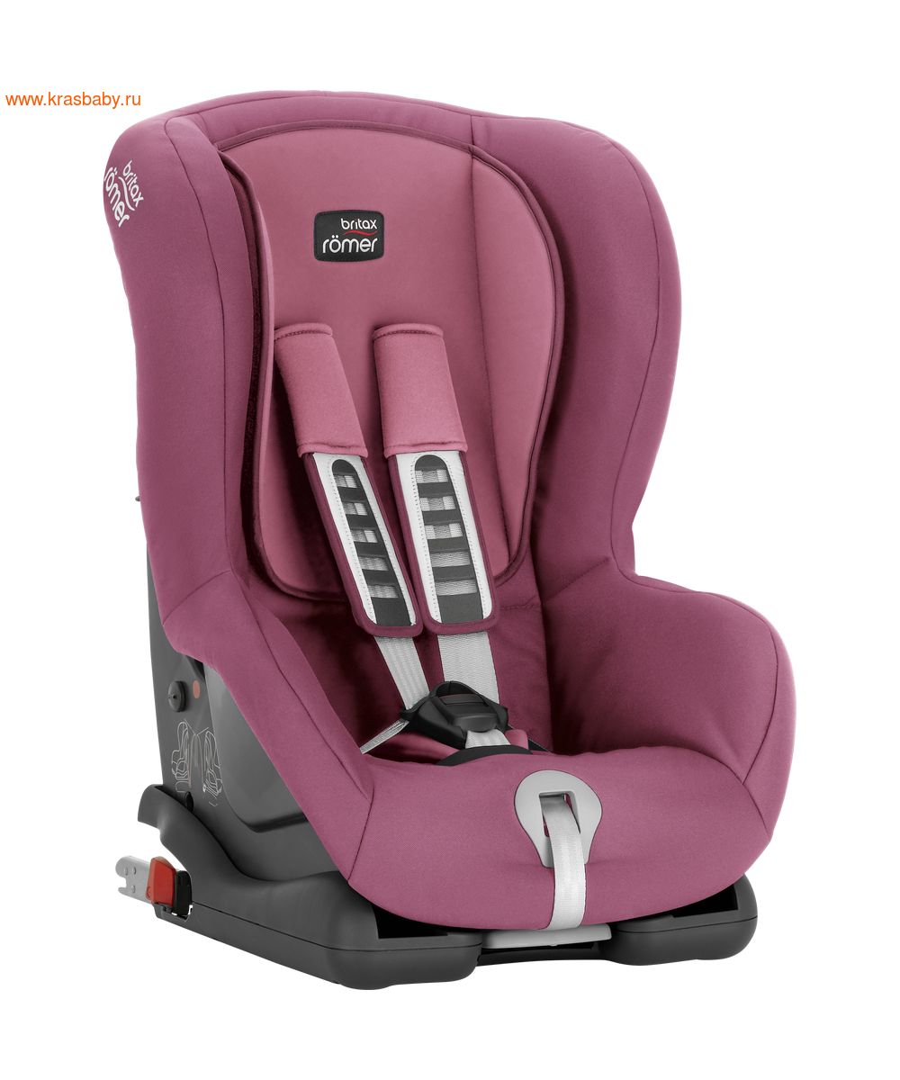 Автокресло BRITAX ROEMER DUO PLUS (9-18 кг) (фото, вид 18)