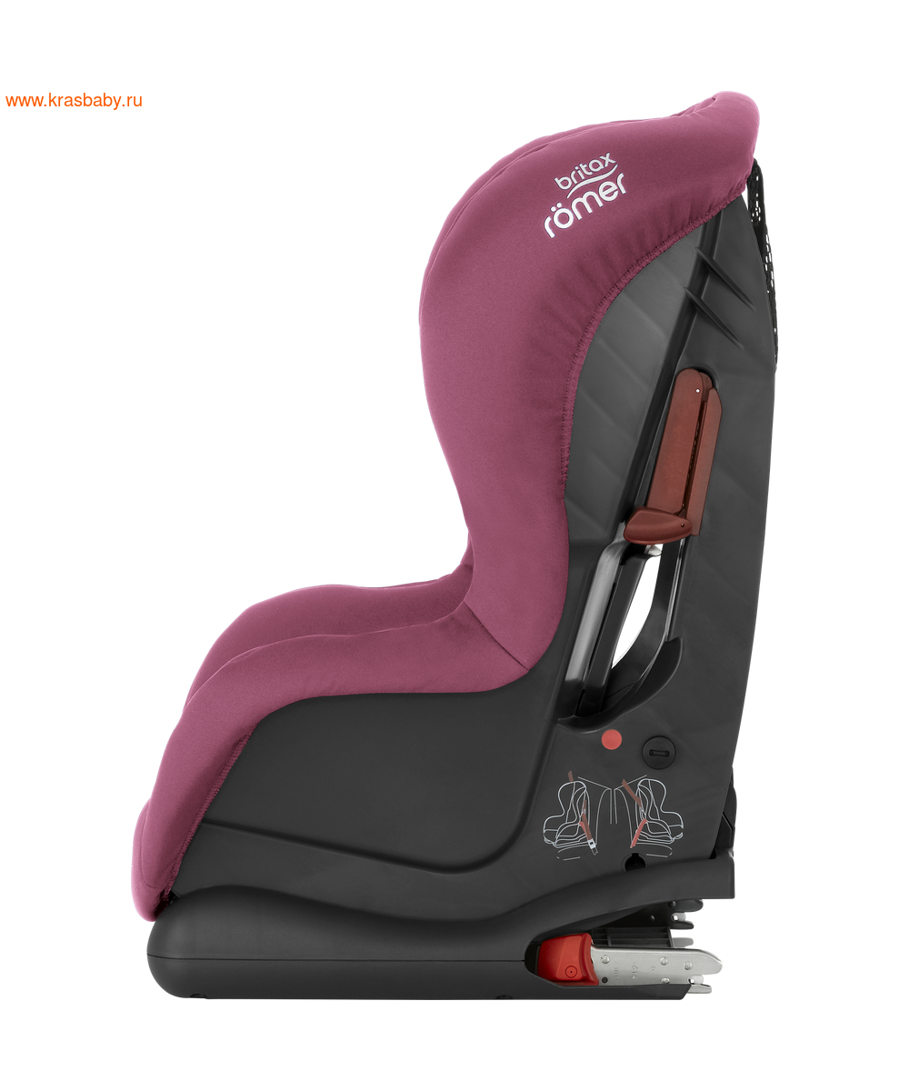 Автокресло BRITAX ROEMER DUO PLUS (9-18 кг) (фото, вид 19)