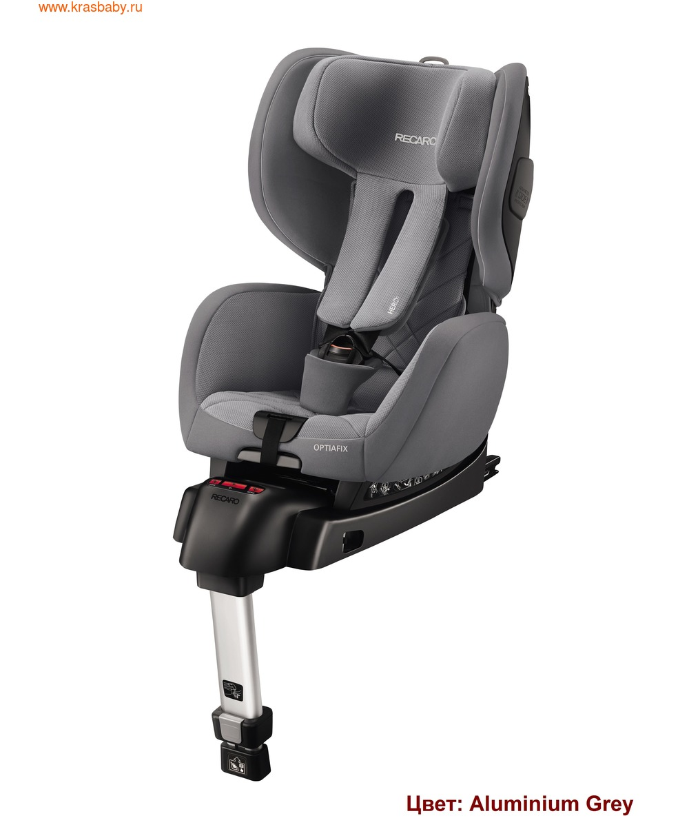 Автокресло RECARO OptiaFix (9-18 кг) (фото, вид 1)