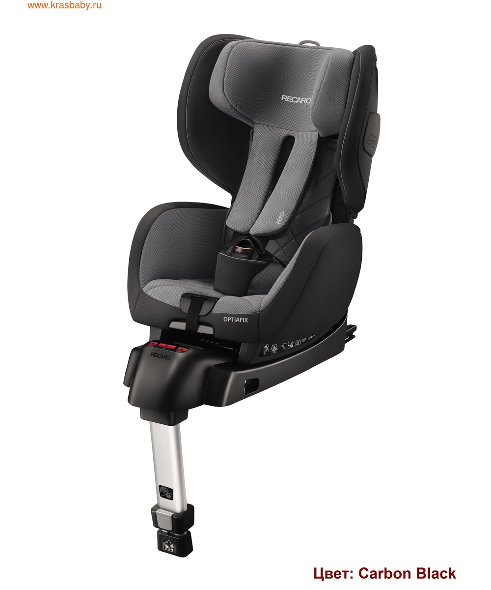 Автокресло RECARO OptiaFix (9-18 кг) (фото, вид 2)
