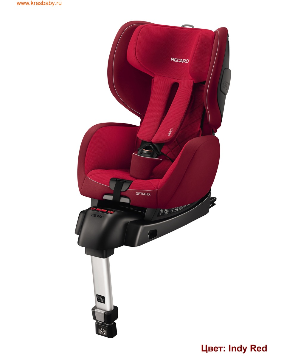 Автокресло RECARO OptiaFix (9-18 кг) (фото, вид 4)