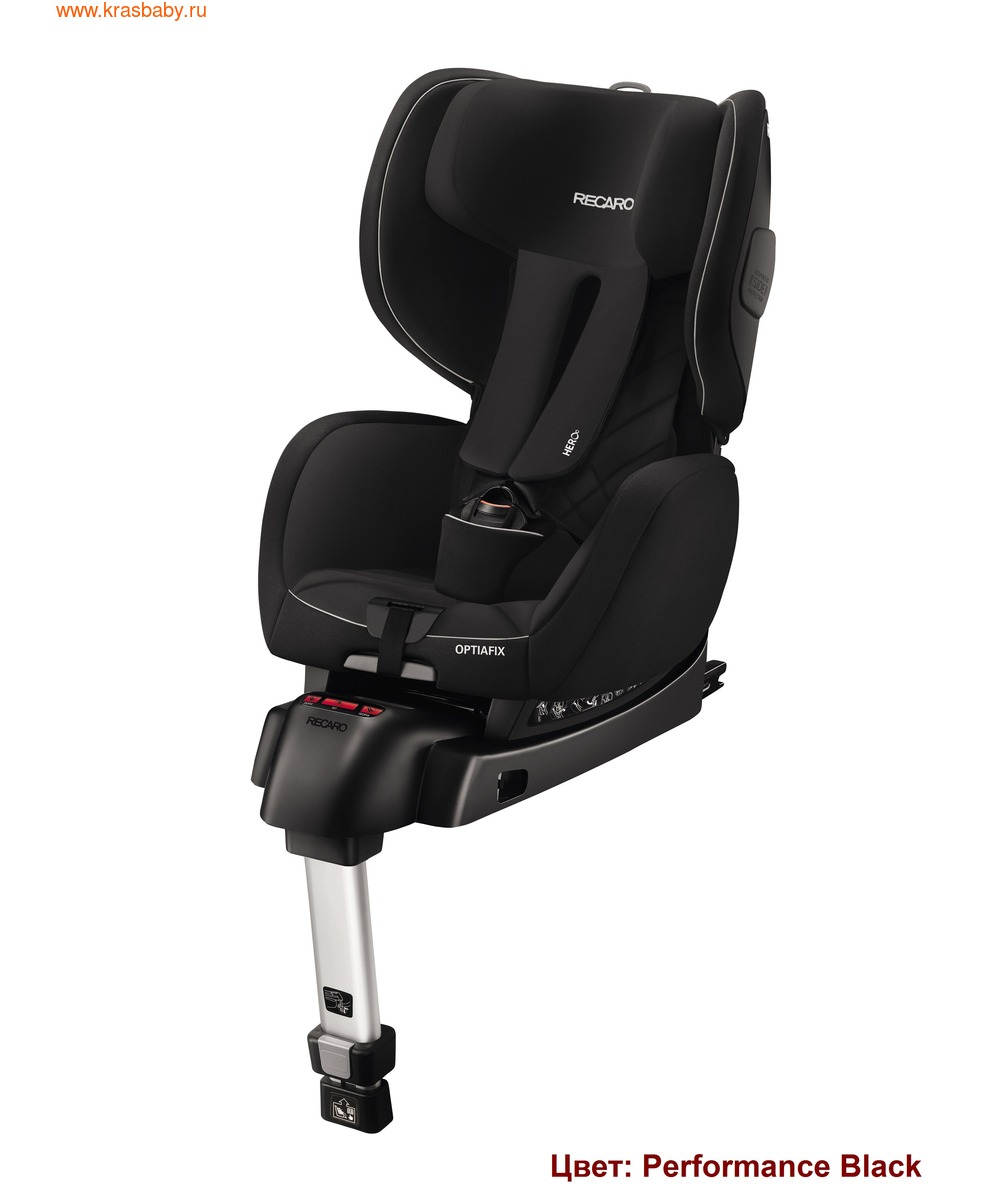 Автокресло RECARO OptiaFix (9-18 кг) (фото, вид 5)
