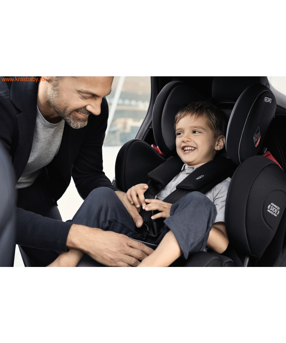 Автокресло RECARO Young Sport Hero (9-36 кг) (фото, вид 24)