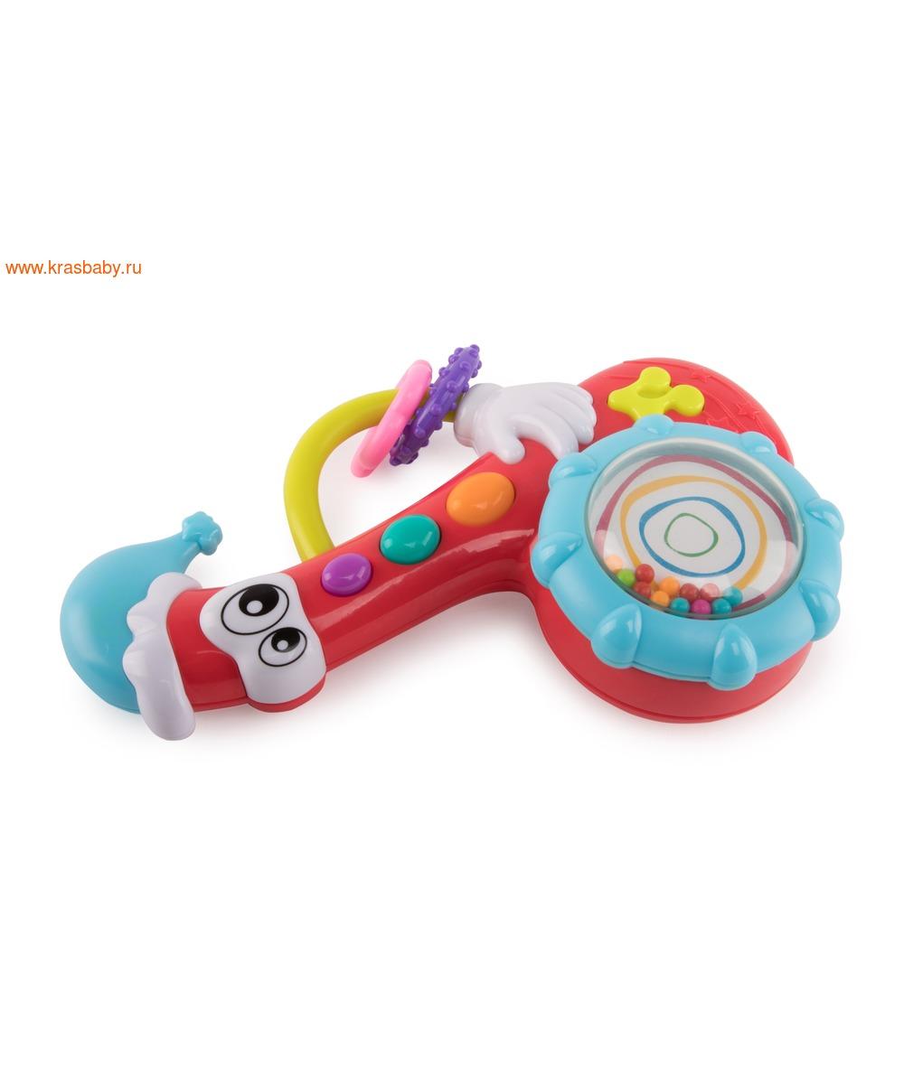 HAPPY BABY Музыкальная игрушка JAZZY (фото, вид 1)