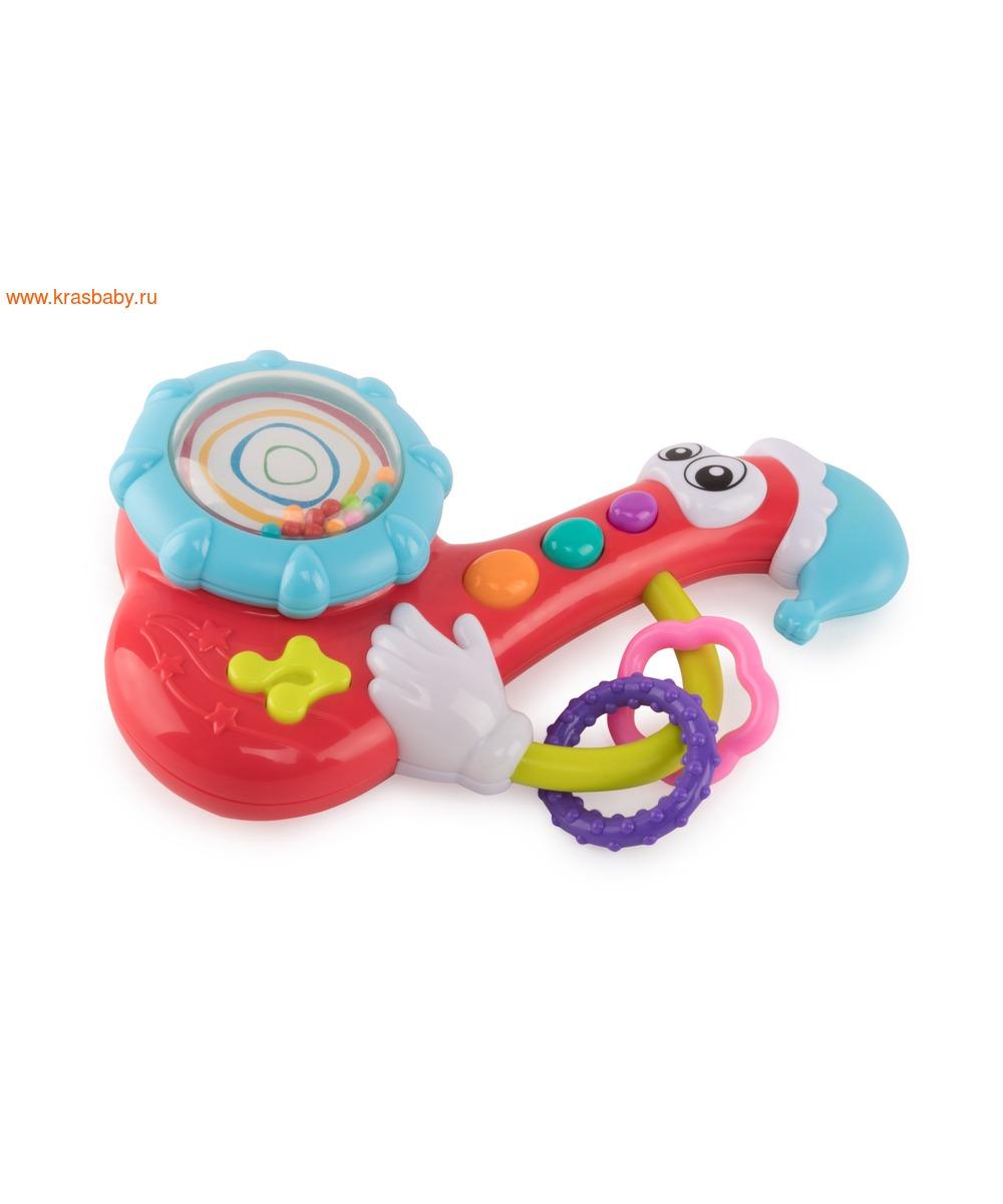 HAPPY BABY Музыкальная игрушка JAZZY (фото, вид 2)