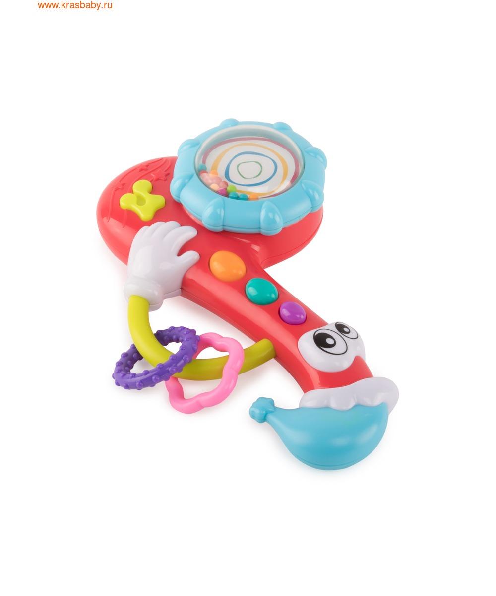 HAPPY BABY Музыкальная игрушка JAZZY (фото, вид 3)