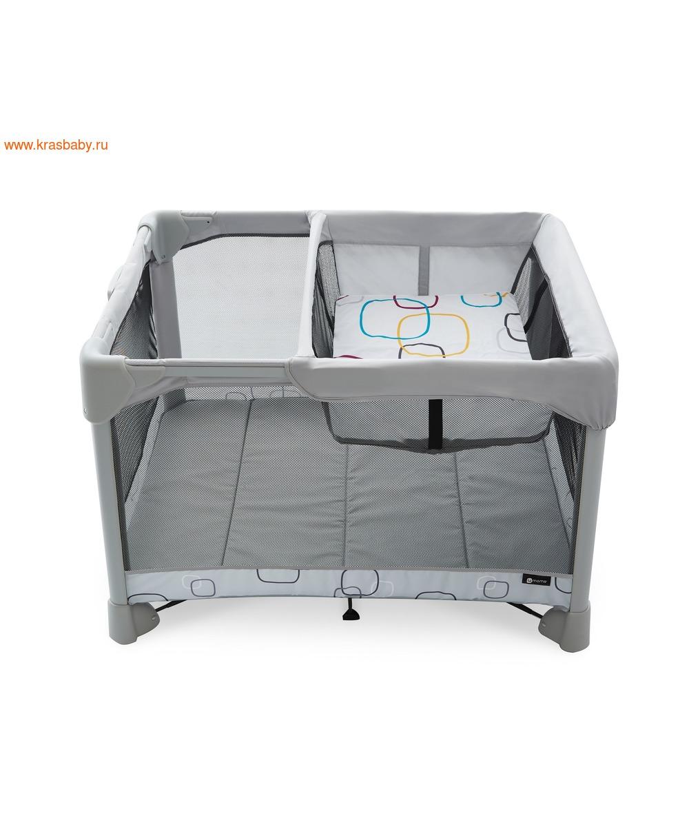 Манеж-кровать 4MOMS Breeze Classic (фото, вид 2)