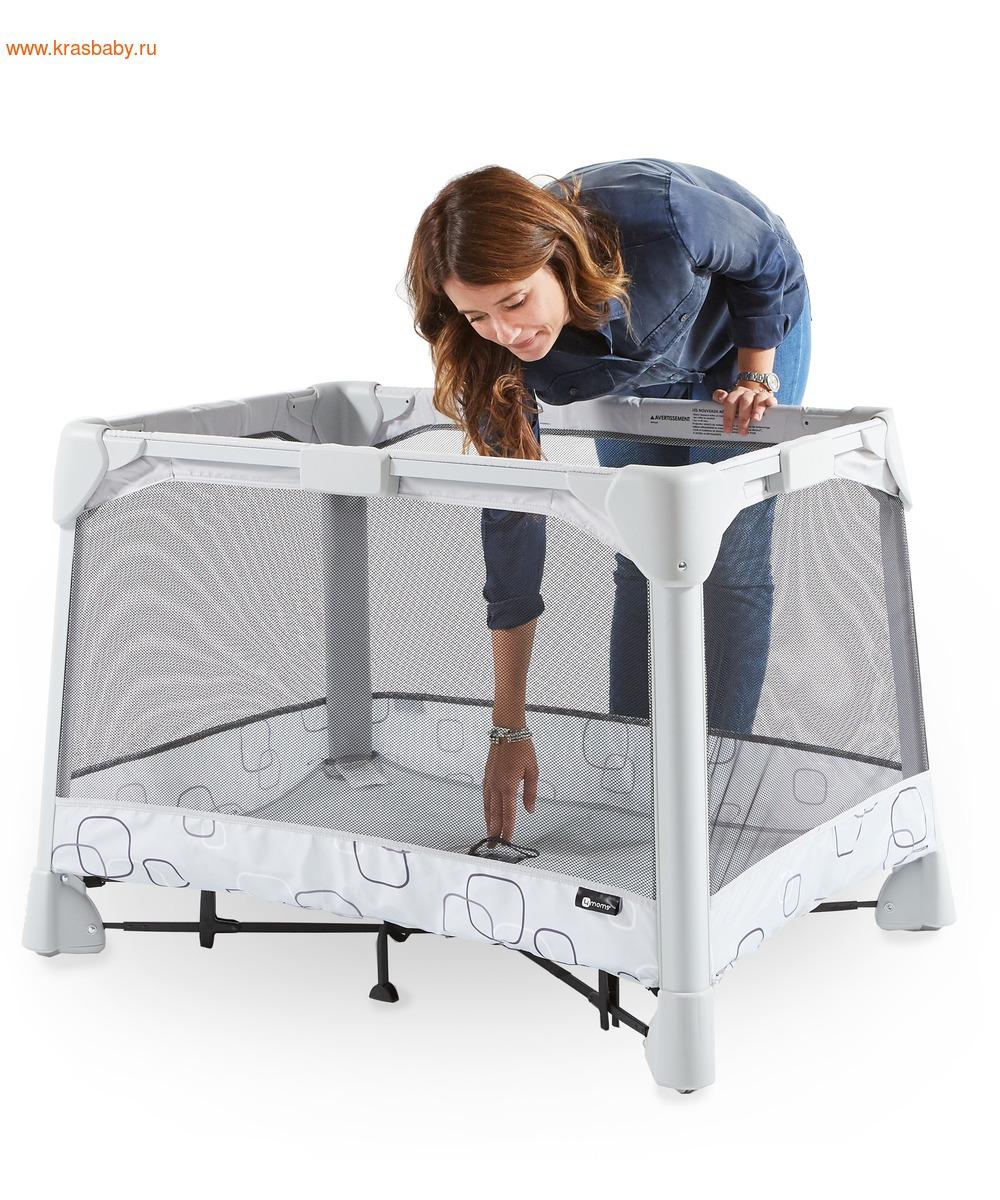 Манеж-кровать 4MOMS Breeze Classic (фото, вид 6)