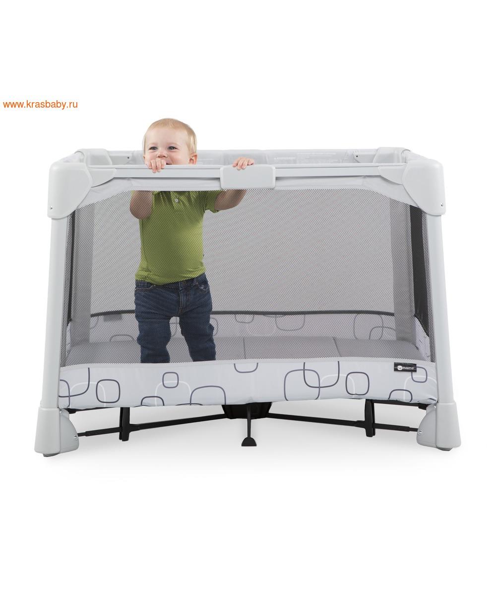 Манеж-кровать 4MOMS Breeze Classic (фото, вид 9)