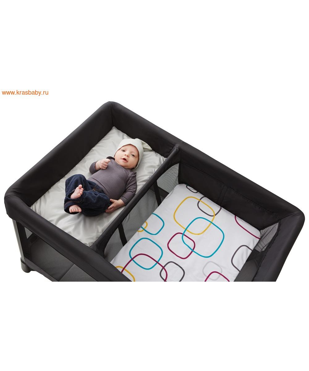 Манеж-кровать 4MOMS Breeze Plus (фото, вид 4)