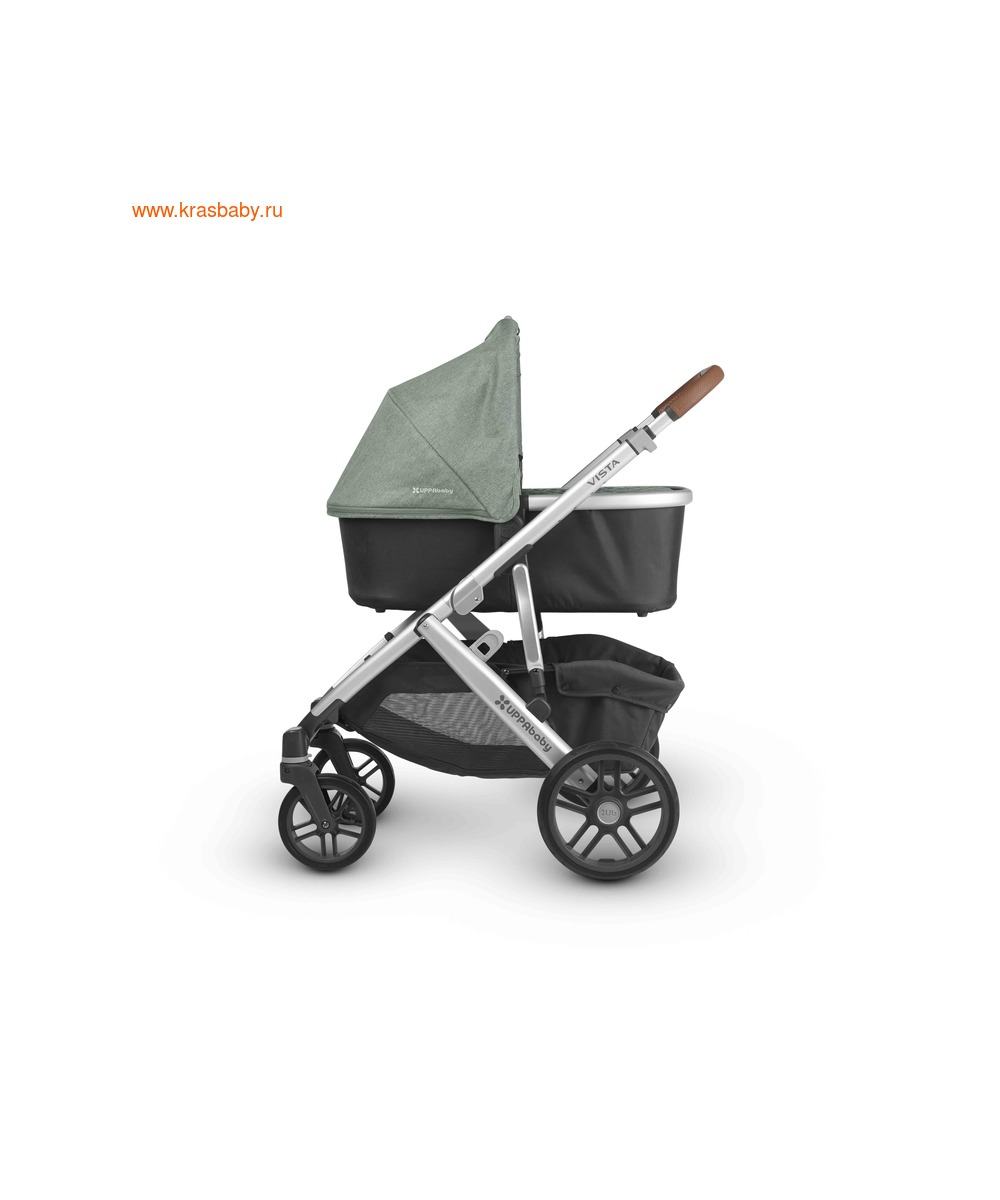UPPAbaby Люлька для коляски Cruz и Vista 2018 EMMETT (фото, вид 3)