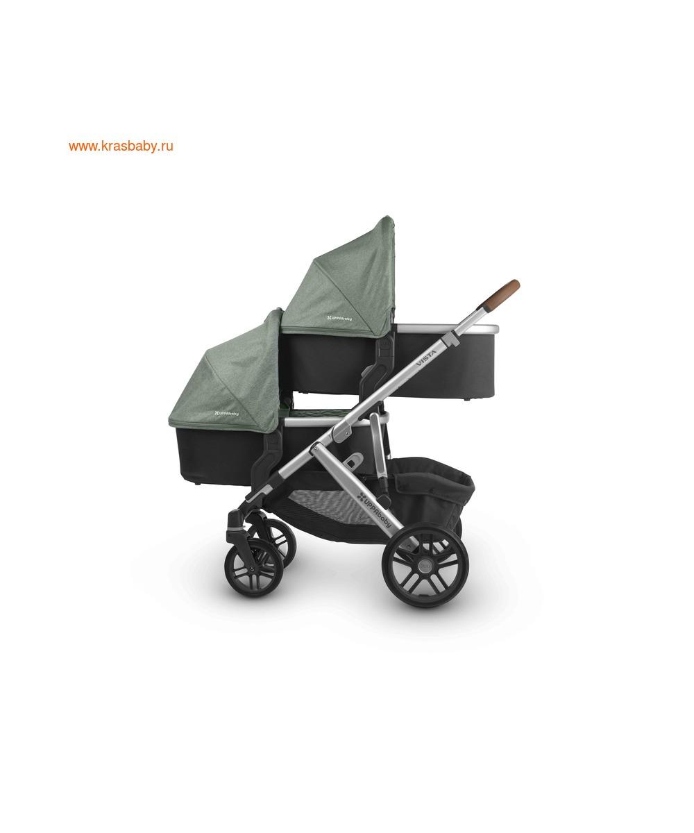 UPPAbaby Люлька для коляски Cruz и Vista 2018 EMMETT (фото, вид 4)