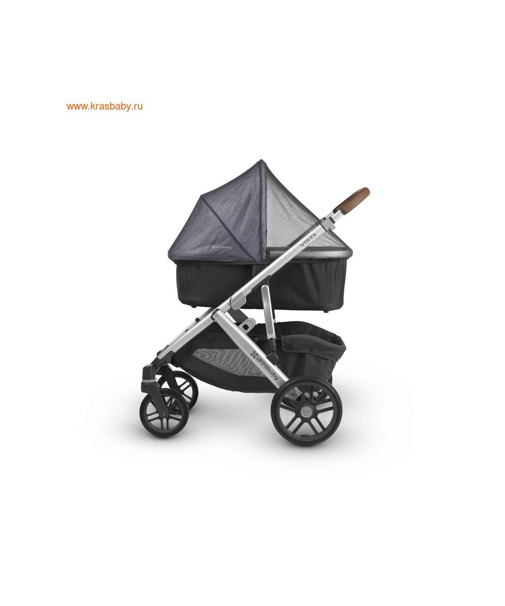 UPPAbaby Люлька для коляски Cruz и Vista 2018 JAKE (Black) (фото, вид 1)
