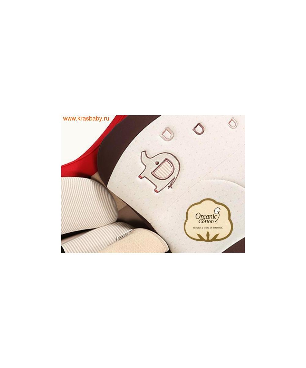 Автокресло DAIICHI DualWell Season 2™ Organic Red (0-18 кг) (фото, вид 7)