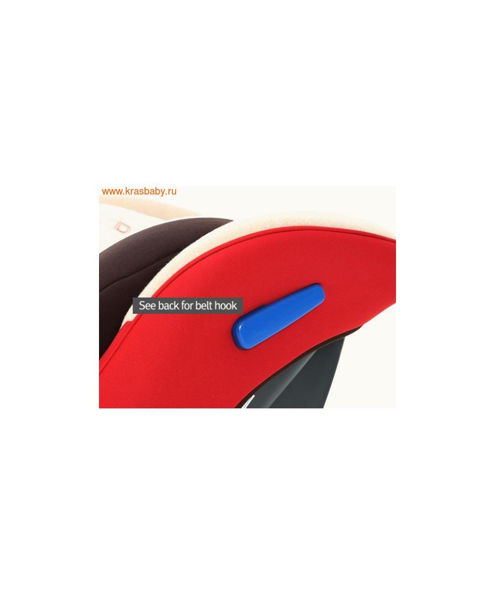 Автокресло DAIICHI DualWell Season 2™ Organic Red (0-18 кг) (фото, вид 10)