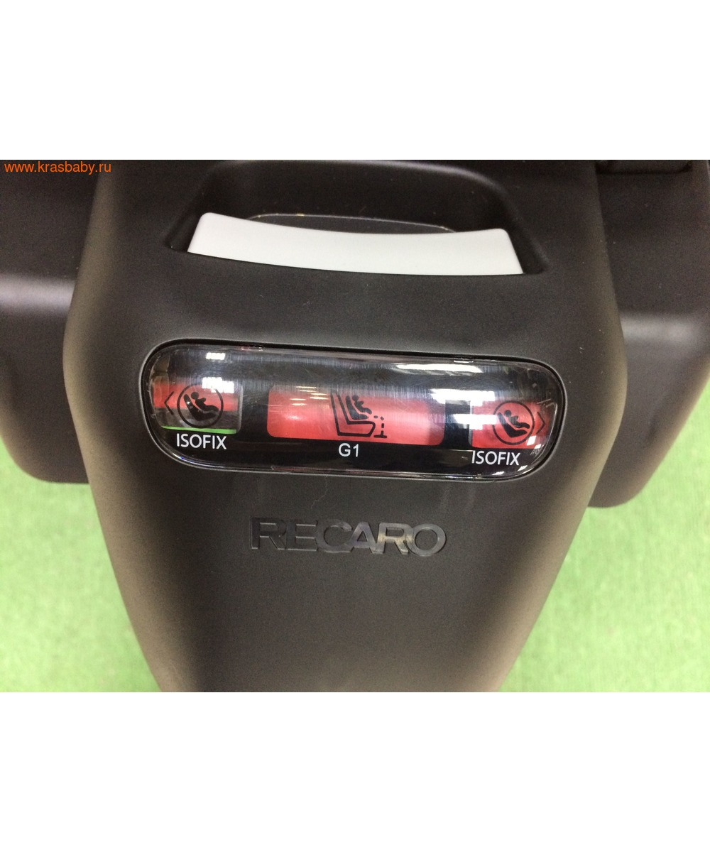 Автокресло RECARO OptiaFix (9-18 кг) (фото, вид 15)