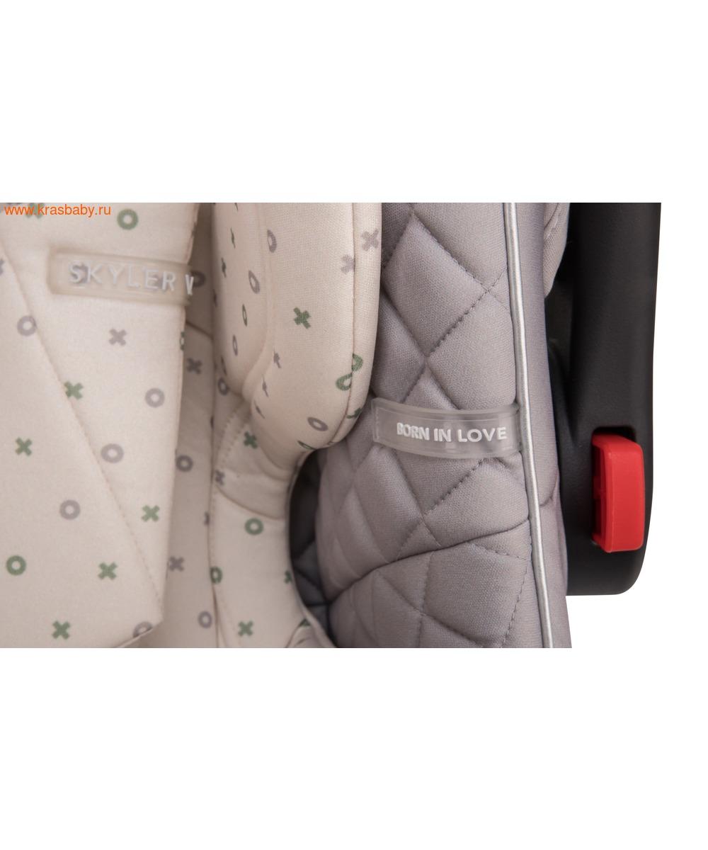 Автокресло HAPPY BABY SKYLER V2 (0-13 кг) (фото, вид 13)