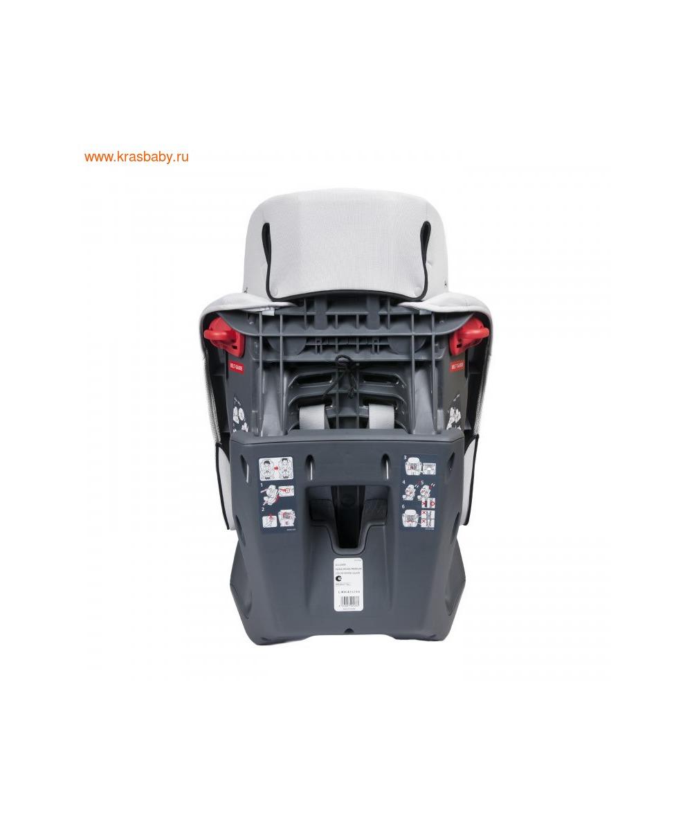 Автокресло CARMATE SWING MOON LUXE ( 9-25 кг) (фото, вид 11)