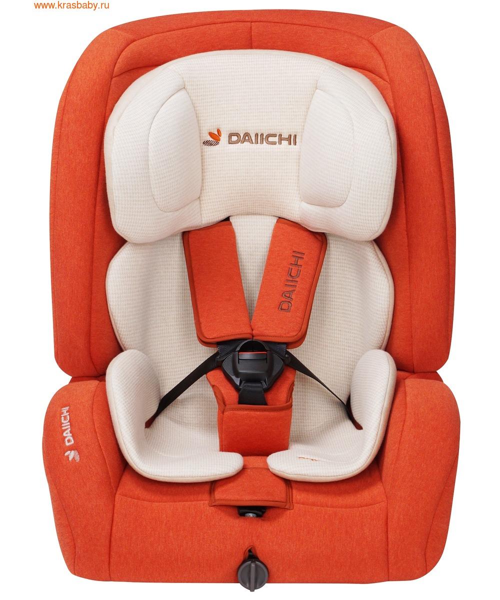 Автокресло DAIICHI D-Guard Toddler™ ISOFIX (9-36 кг) (фото, вид 1)