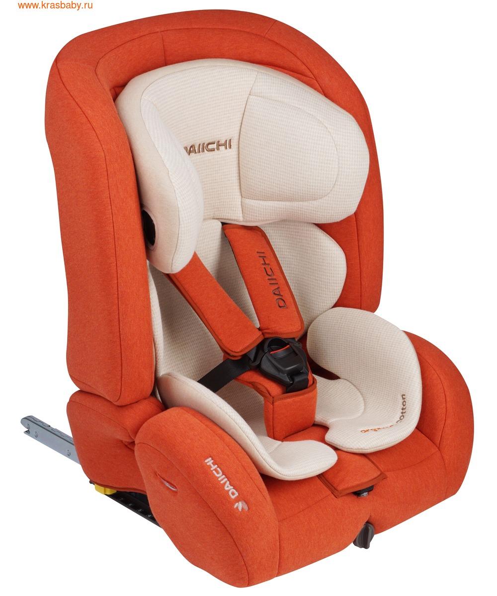 Автокресло DAIICHI D-Guard Toddler™ ISOFIX (9-36 кг) (фото, вид 2)