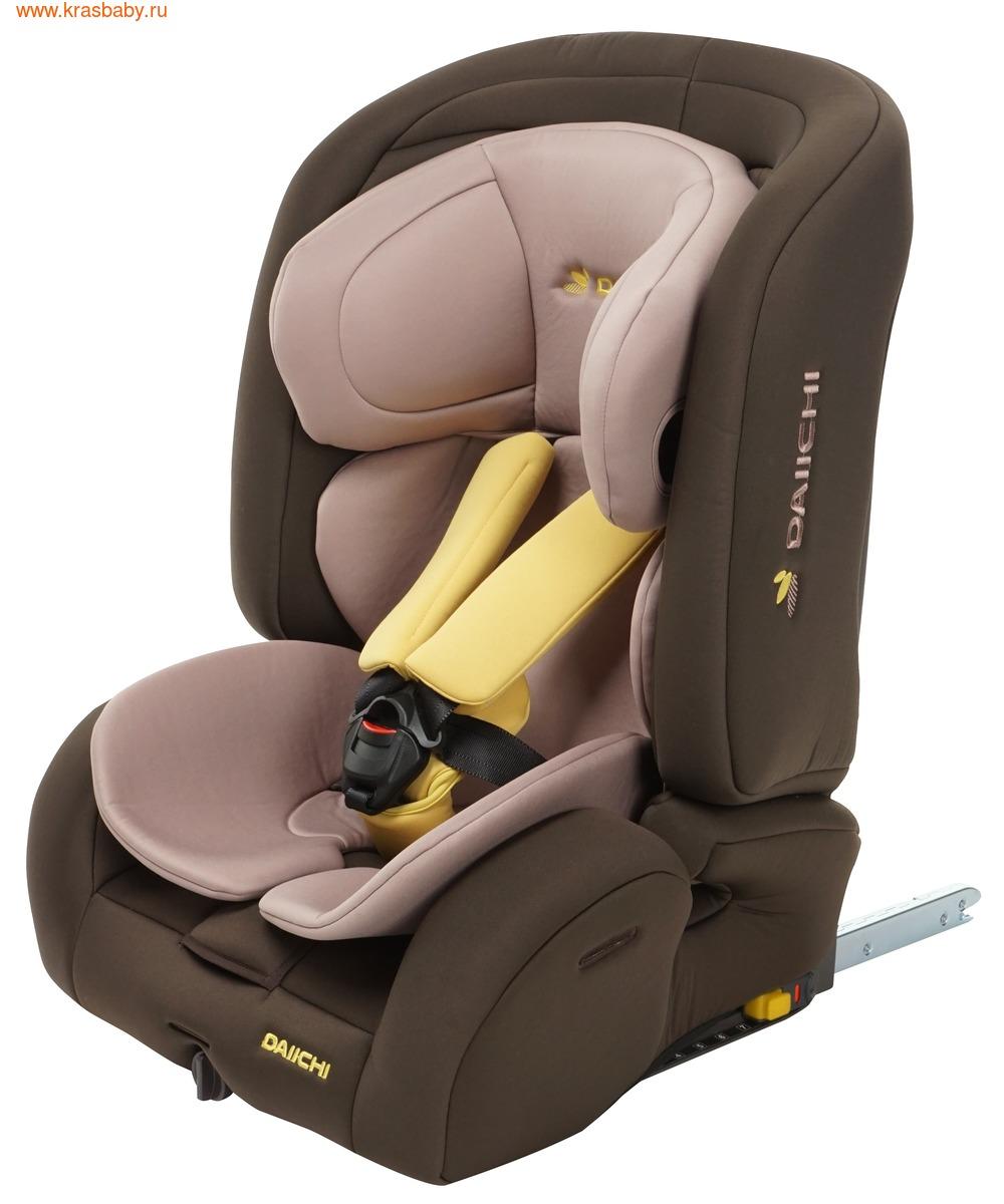 Автокресло DAIICHI D-Guard Toddler™ ISOFIX (9-36 кг) (фото, вид 4)