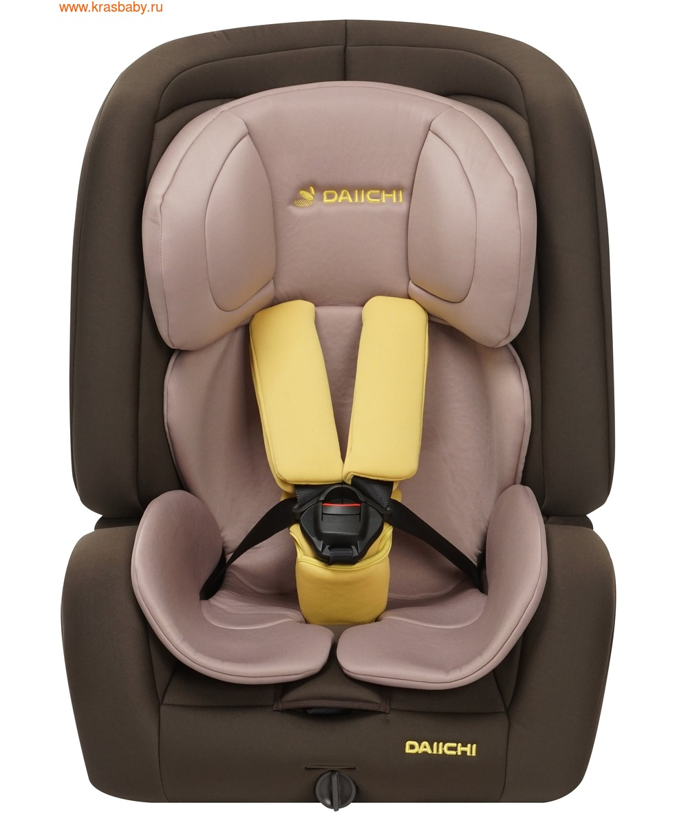 Автокресло DAIICHI D-Guard Toddler™ ISOFIX (9-36 кг) (фото, вид 5)
