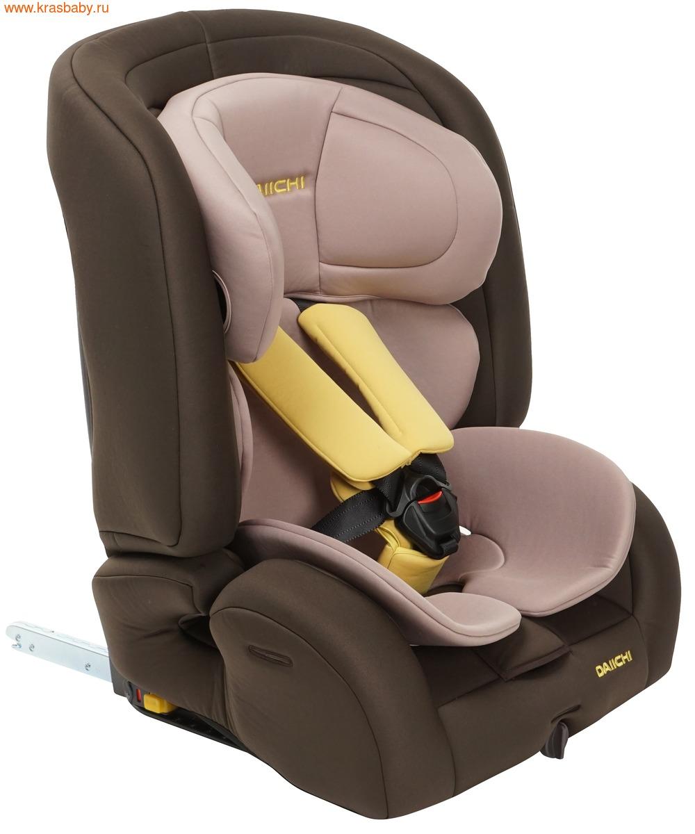 Автокресло DAIICHI D-Guard Toddler™ ISOFIX (9-36 кг) (фото, вид 6)