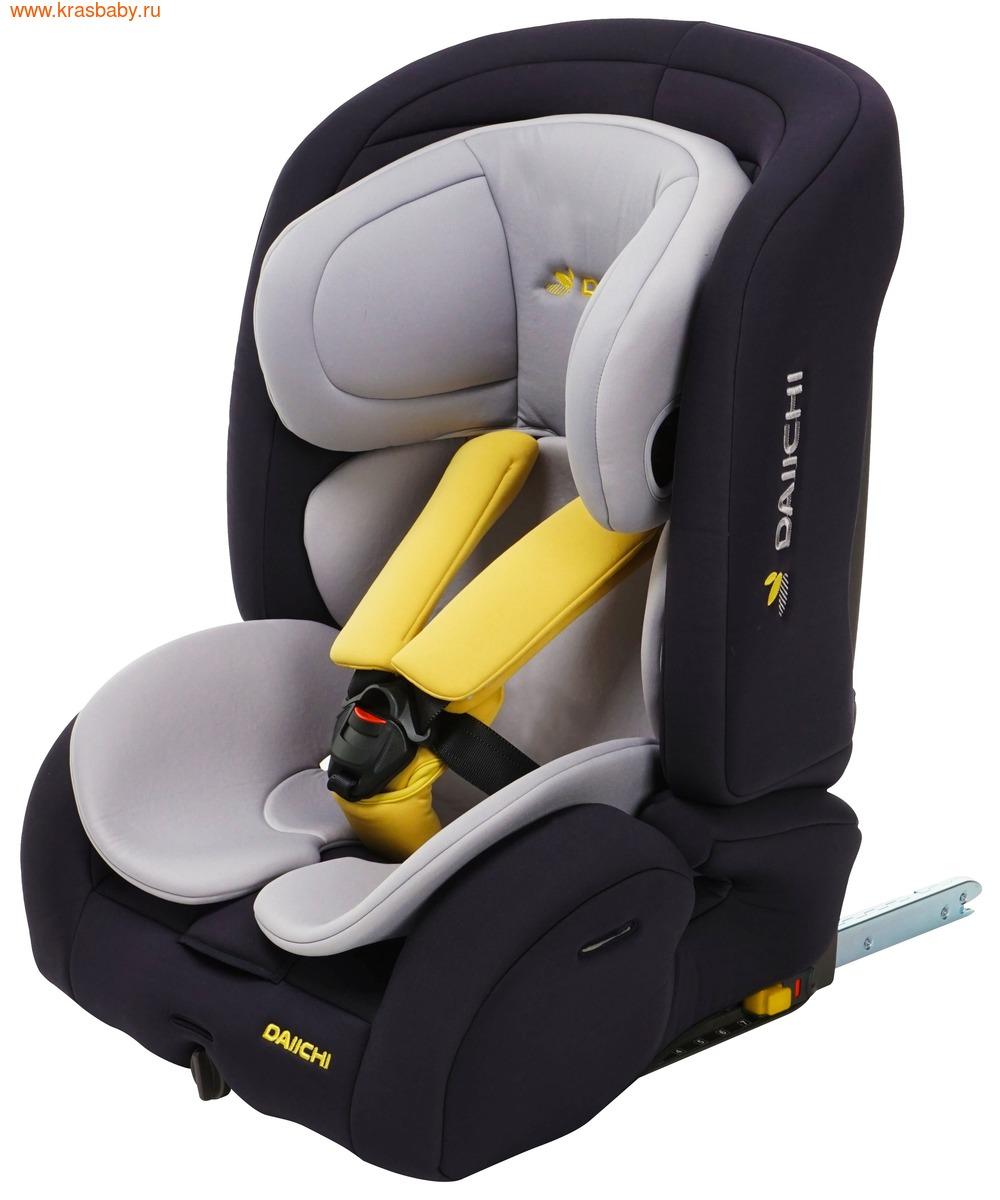 Автокресло DAIICHI D-Guard Toddler™ ISOFIX (9-36 кг) (фото, вид 8)