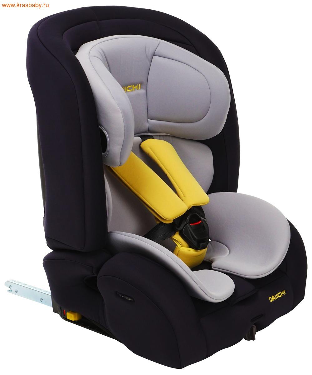 Автокресло DAIICHI D-Guard Toddler™ ISOFIX (9-36 кг) (фото, вид 10)