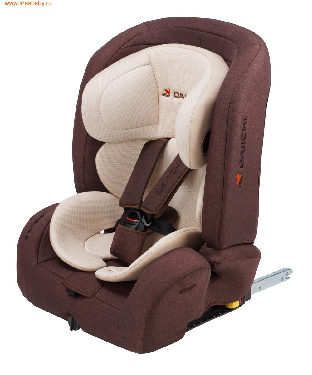 Автокресло DAIICHI D-Guard Toddler™ ISOFIX (9-36 кг) (фото, вид 12)