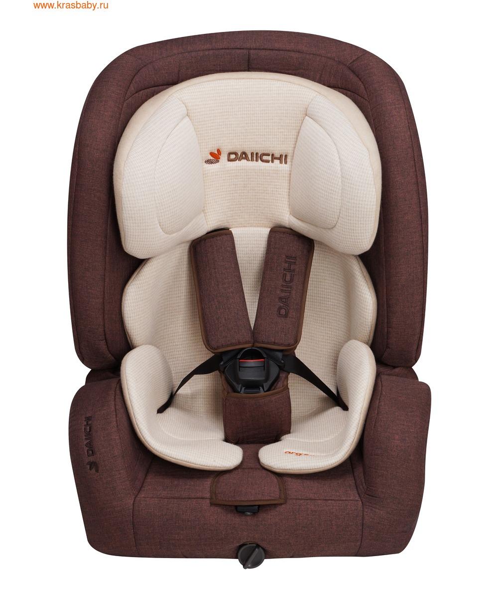 Автокресло DAIICHI D-Guard Toddler™ ISOFIX (9-36 кг) (фото, вид 13)