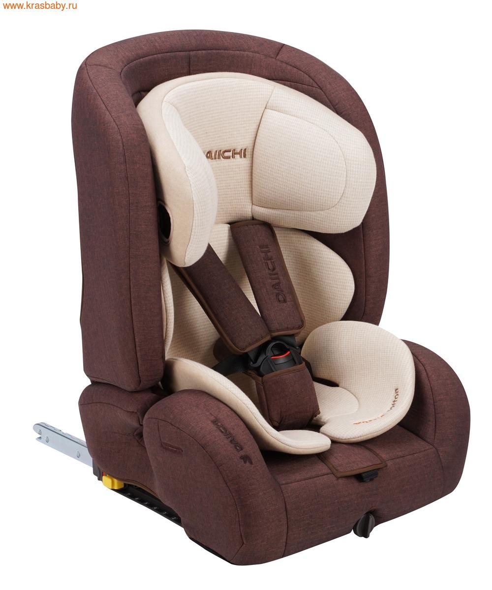 Автокресло DAIICHI D-Guard Toddler™ ISOFIX (9-36 кг) (фото, вид 14)