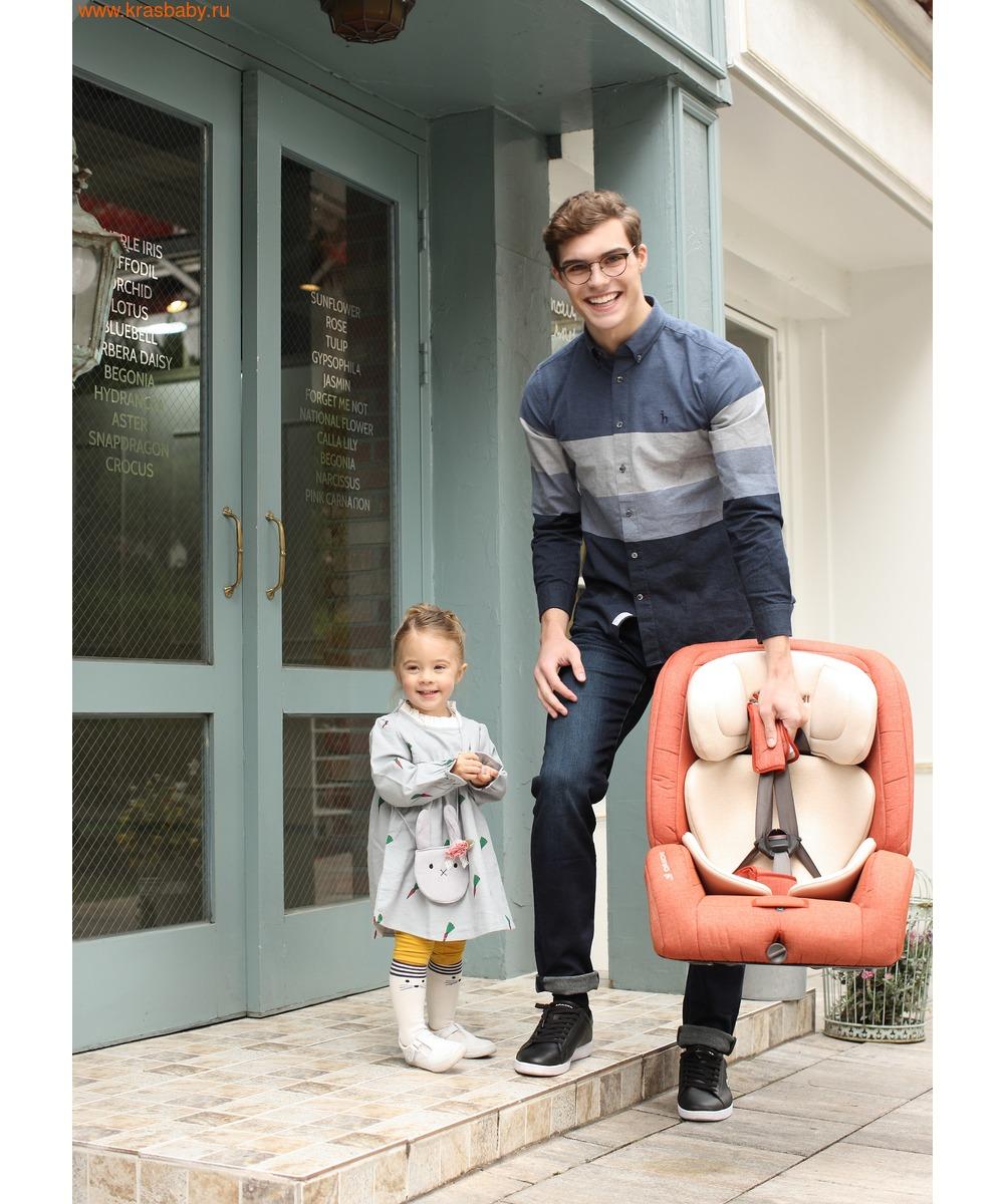 Автокресло DAIICHI D-Guard Toddler™ ISOFIX (9-36 кг) (фото, вид 24)
