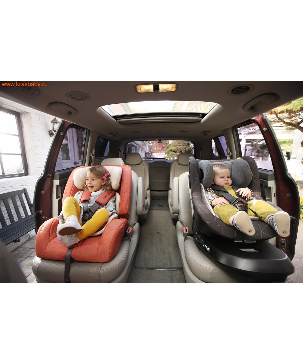 Автокресло DAIICHI D-Guard Toddler™ ISOFIX (9-36 кг) (фото, вид 25)
