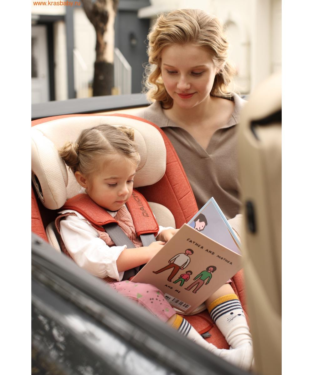 Автокресло DAIICHI D-Guard Toddler™ ISOFIX (9-36 кг) (фото, вид 27)