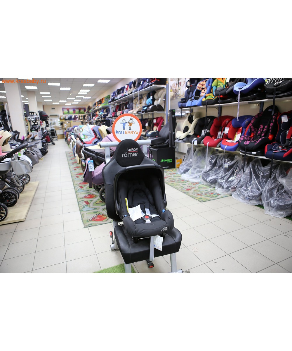 Автокресло BRITAX ROEMER Baby-Safe (0-13 кг) (фото, вид 16)
