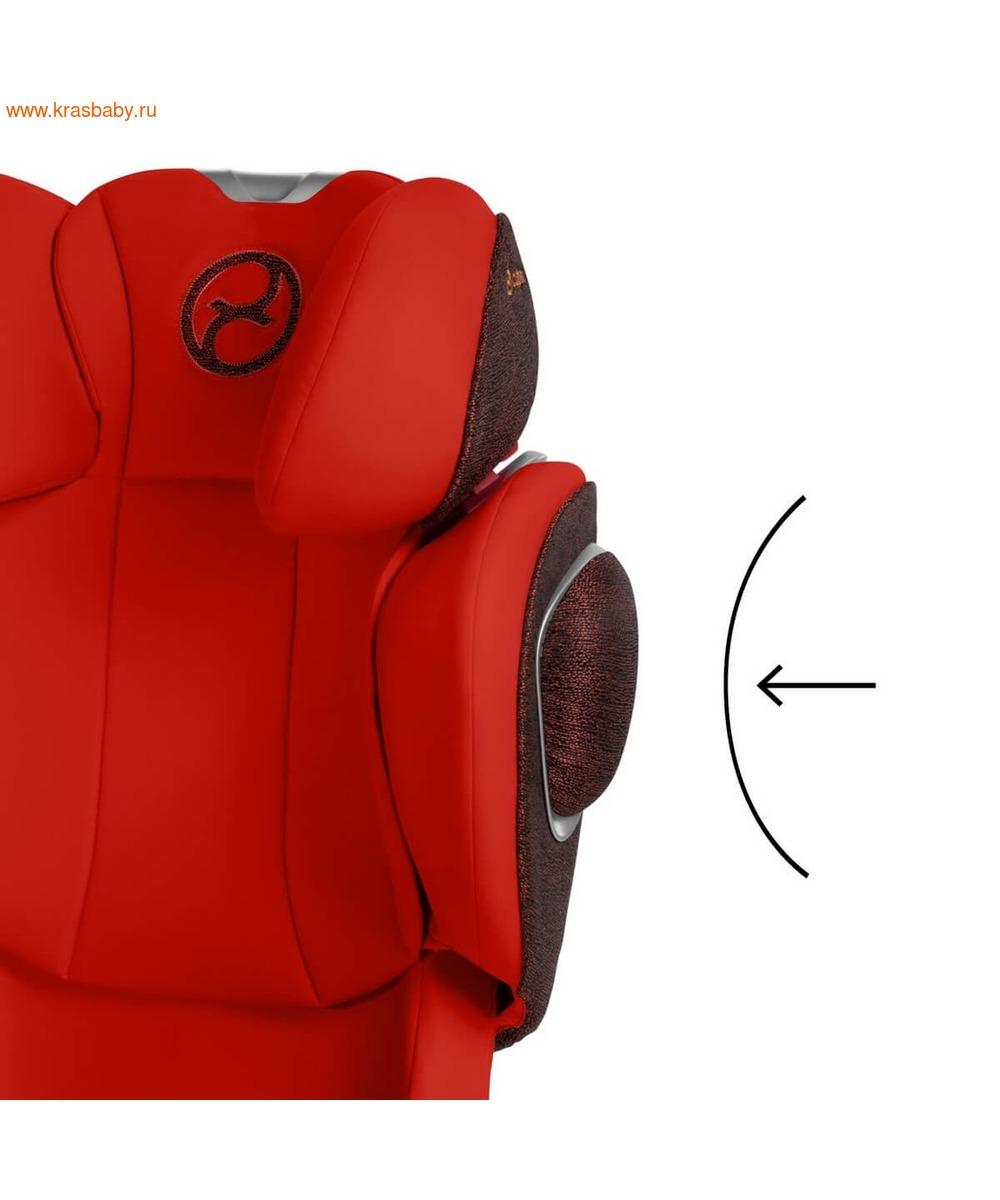 Автокресло CYBEX Solution Z-Fix Ferrari (15-36 кг) (фото, вид 20)