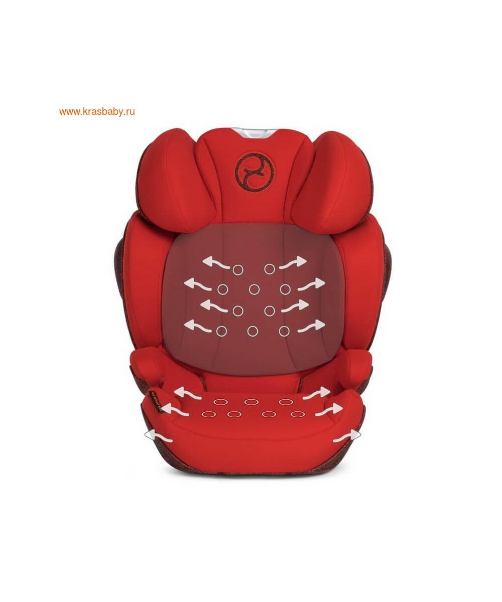Автокресло CYBEX Solution Z-Fix Ferrari (15-36 кг) (фото, вид 21)
