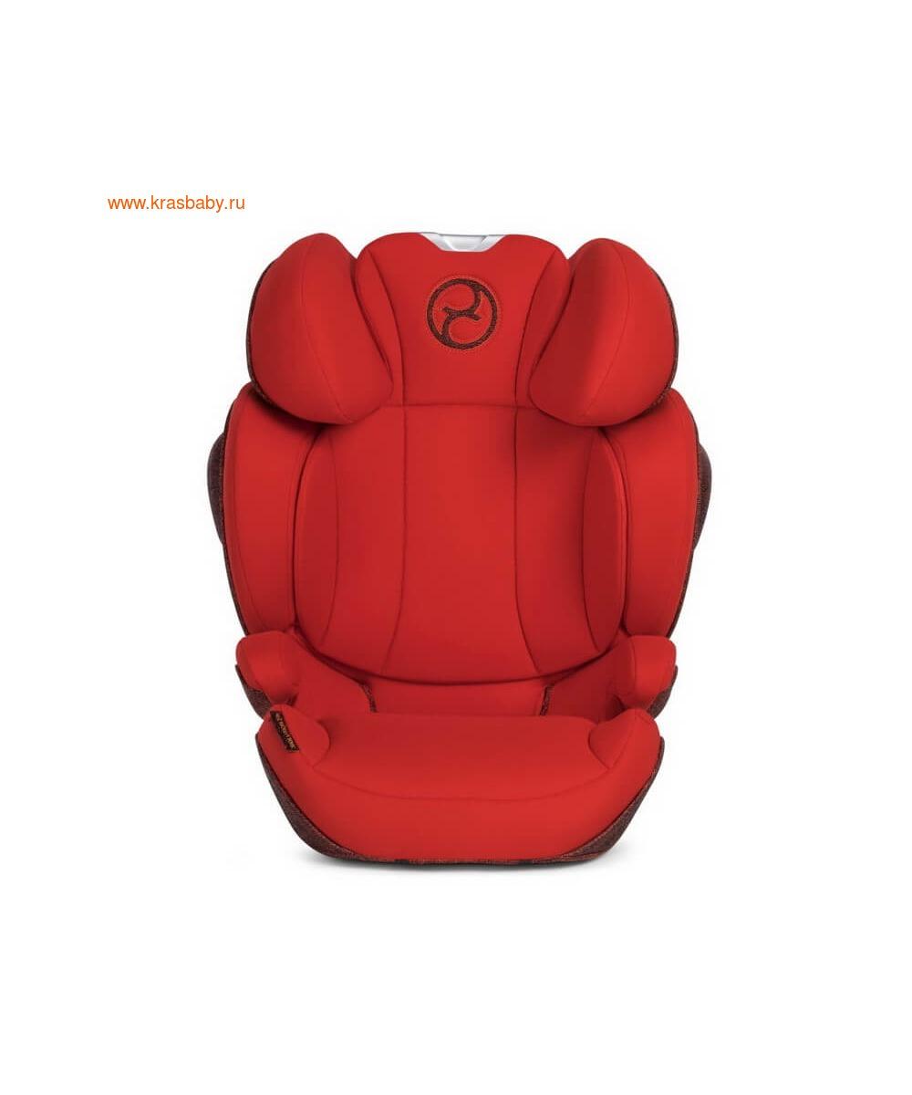Автокресло CYBEX Solution Z-Fix Ferrari (15-36 кг) (фото, вид 22)