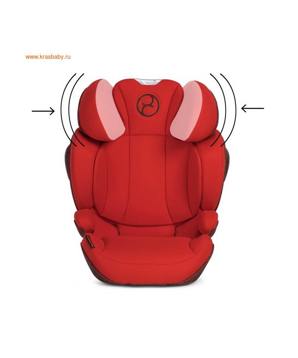 Автокресло CYBEX Solution Z-Fix Ferrari (15-36 кг) (фото, вид 24)