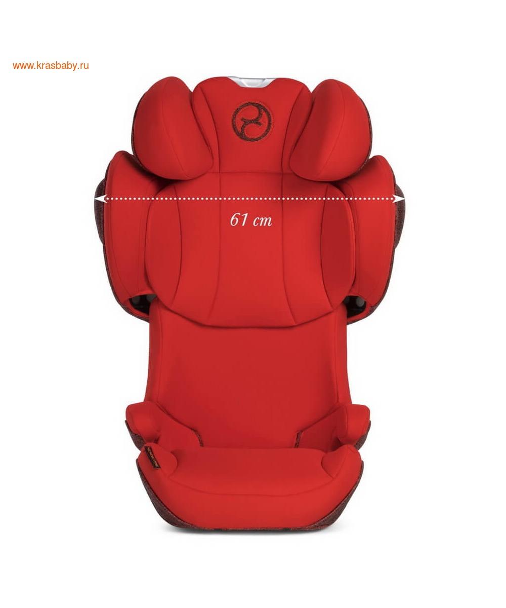 Автокресло CYBEX Solution Z-Fix Ferrari (15-36 кг) (фото, вид 27)