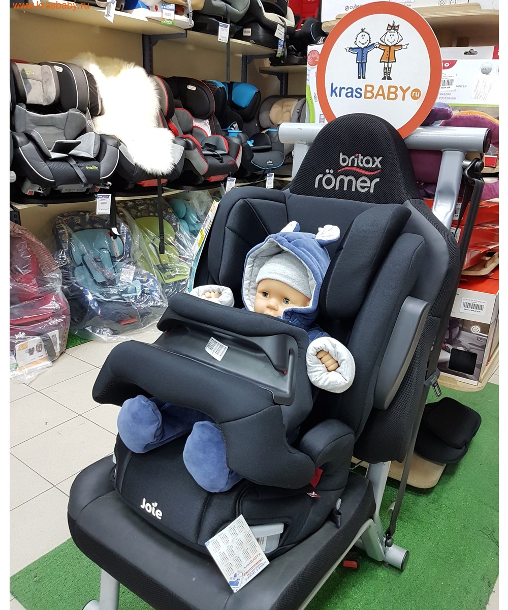 Автокресло JOIE Trillo™ Shield (9-36кг) -с ISOFIX (фото, вид 29)