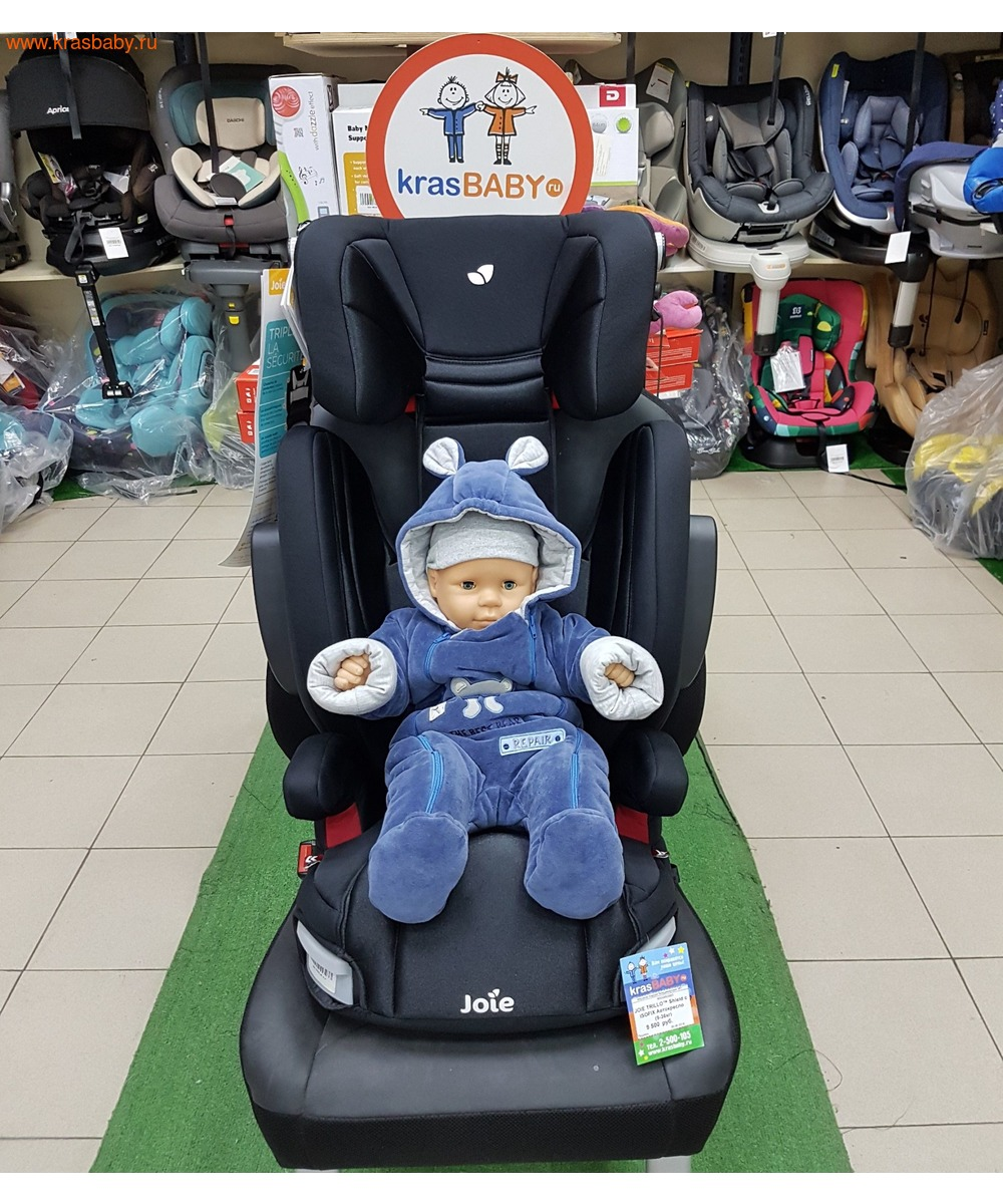 Автокресло JOIE Trillo™ Shield (9-36кг) -с ISOFIX (фото, вид 30)