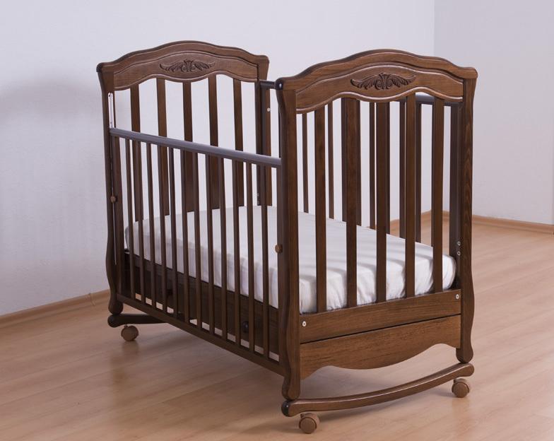 Кроватка GANDYLYAN ШАРЛОТТА (фото, вид 2)