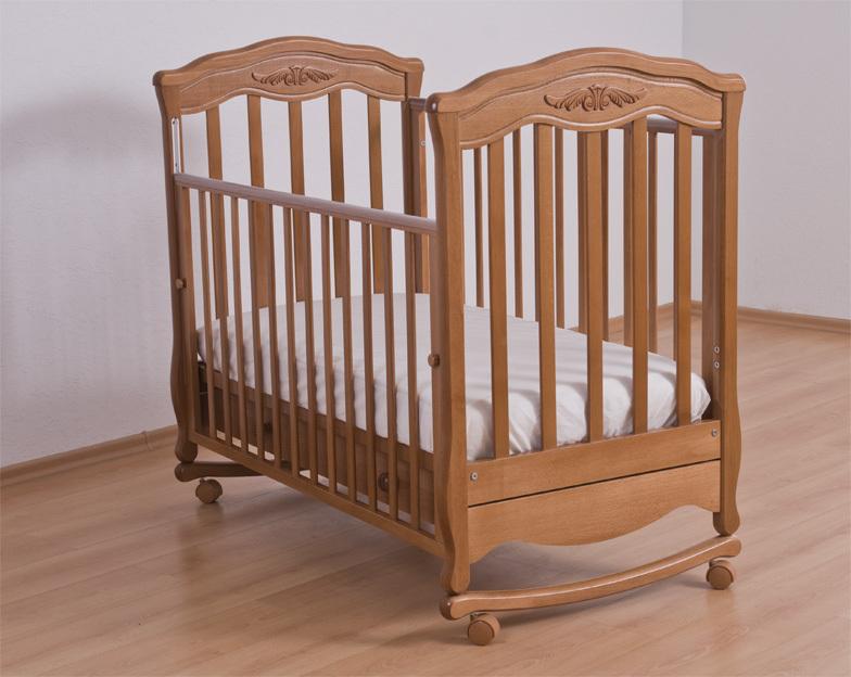 Кроватка GANDYLYAN ШАРЛОТТА (фото, вид 3)