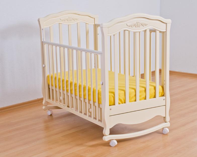 Кроватка GANDYLYAN ШАРЛОТТА (фото, вид 4)