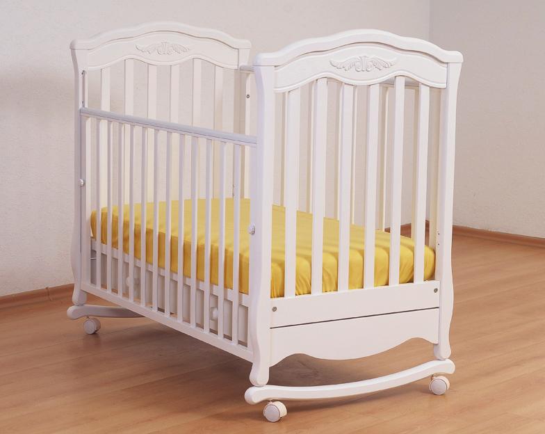 Кроватка GANDYLYAN ШАРЛОТТА (фото, вид 5)