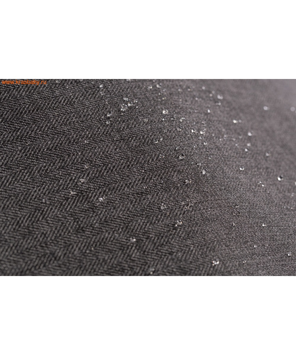 Коляска модульная NOORDI Fjordi Sport NEW Black (с термолюлькой) (фото, вид 35)